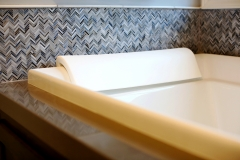 Custom-Bathtub-Headrest-&-Tiled-Backsplash