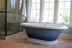 Custom-Tiled-Shower-Surround-&-Bathtub