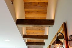 Vaulted-Hardwood-Ceiling-Rafter