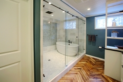 Hardwood-Floor-&-Sliding-Shower-Door