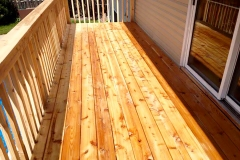 Cedar Deck Wood Grain