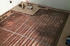 Sub Floor Heating System Installation