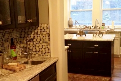 Remodeled Kitchen Transition Area