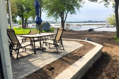 Lakeview Patio & Retaining Wall